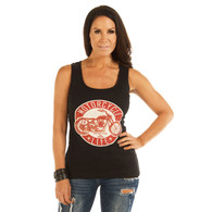 Motorcycle Life Tank Top front