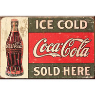 Ice Cold Coco-Cola Sold Here Magnet