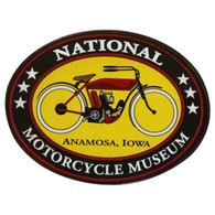 National Motorcycle Museum Acrylic Magnet