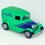 "1931 Ford ""1994 Daytona Bike Week"" Panel Truck Die-Cast Model Coin Bank"