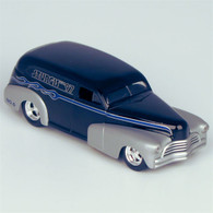 "1946 Chevy ""1997 Sturgis 57th Anniversary"" Delivery Street Rod Die-Cast Model Coin Bank"