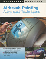 Motorbooks Workshop Airbrush Painting Advanced Techniques Book