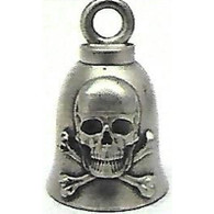 Skull and Crossbones Jolly Roger Guardian Bell