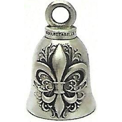 Fleur de Lis Guardian Bell