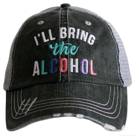 I'll Bring the Alcohol Trucker Cap