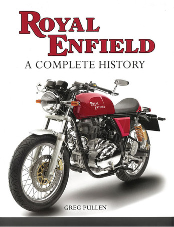 Royal Enfield - A Complete History front cover
