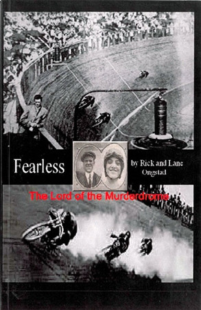 Fearless: The Lord of the Murderdrome front cover