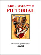 Indian Motocycle Pictorial Book with Narrated DVD