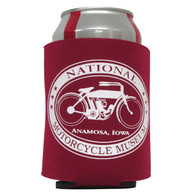 National Motorcycle Museum Can Koozie