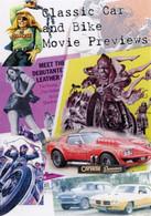 Classic Car and Bike Movie Previews DVD