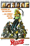 1968 'The Hellcats' Movie Poster