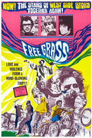 Lana Wood 1969 'Free Grass' Movie Poster