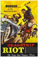 1958 'Dragstrip Riot' Movie Poster