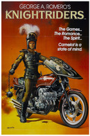 Ed Harris 1981 'Knightriders' Marquee Movie Poster