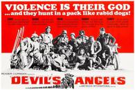 1967 'Devil's Angels' Movie Poster