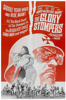1967 Dennis Hopper 'Glory Stompers' Movie Poster