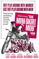 1968 'The Mini-Skirt Mob' Movie Poster