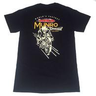 Burt Munro Special T-Shirt back