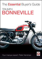 The Essential Buyer's Guide - Triumph Bonneville front cover