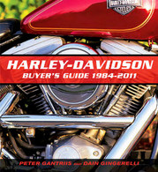 Harley-Davidson Buyer's Guide 1984-2011 front cover