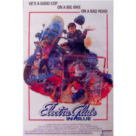Electra Glide in Blue Movie DVD