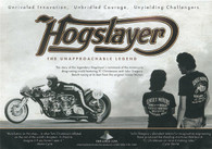 'Hogslayer' Motorcycle Movie Poster