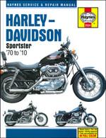 Haynes Manual for H-D Sportster 1970-2010