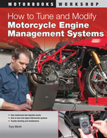 How to Tune and Modify Motorcycle Engine Management Systems front cover