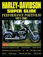 Harley-Davidson Super Glide Performance Portfolio 1971-1981