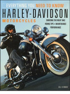 Everything You Need to Know Harley-Davidson Motorcycles front cover