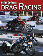 Harley-Davidson Drag Racing front cover