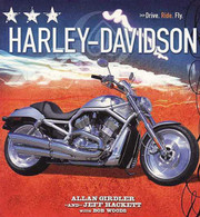 Harley-Davidson 'Drive-Ride-Fly' front cover