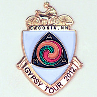2012 Laconia Gypsy Tour Pin