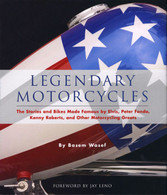 Legendary Motorcycles front cover