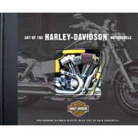 Art of the Harley-Davidson Motorcycle front cover