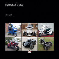 The Little Book of Trikes front cover