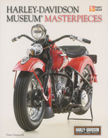 Harley-Davidson Museum Masterpieces front cover