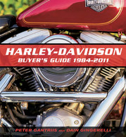 1984-2011 Harley-Davidson Buyer's Guide front cover