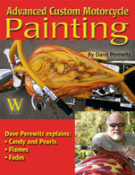 Advanced Custom Motorcycle Painting book
