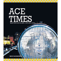 Ace Times: Speed Thrills and Tea Spills, a Cafe and a Culture