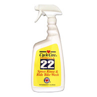 Formula 22 Cycle Care Spray Rinse & Ride Bike Wash