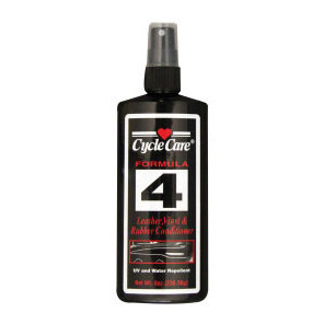 Formula 4 Cycle Care Leather, Vinyl and Rubber Conditioner
