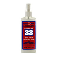 Formula 33 Cycle Care Spray & Wipe Polish and Cleaner