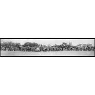 Wichita Speedway Panoramic Print