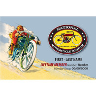 National Motorcycle Museum Lifetime Membership