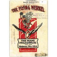 The Flying Merkel Magnet