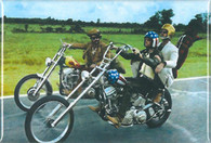 Easy Rider Movie Magnet