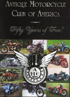 50 Years of Fun, Antique Motorcycle Club of America