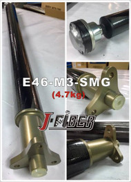 J-Fiber E46 M3 Manual/SMG Dry CarbonFiber Driveshaft