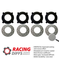 Racing Diffs BMW 210mm LSD 4 Clutch Plate kit